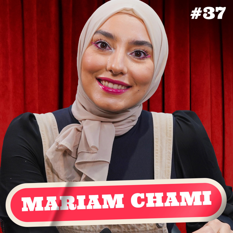 MARIAM CHAMI - PODDELAS #037