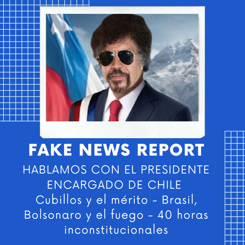 Episodio 2 - HABLAMOS CON EL PRESIDENTE ENCARGADO DE CHILE