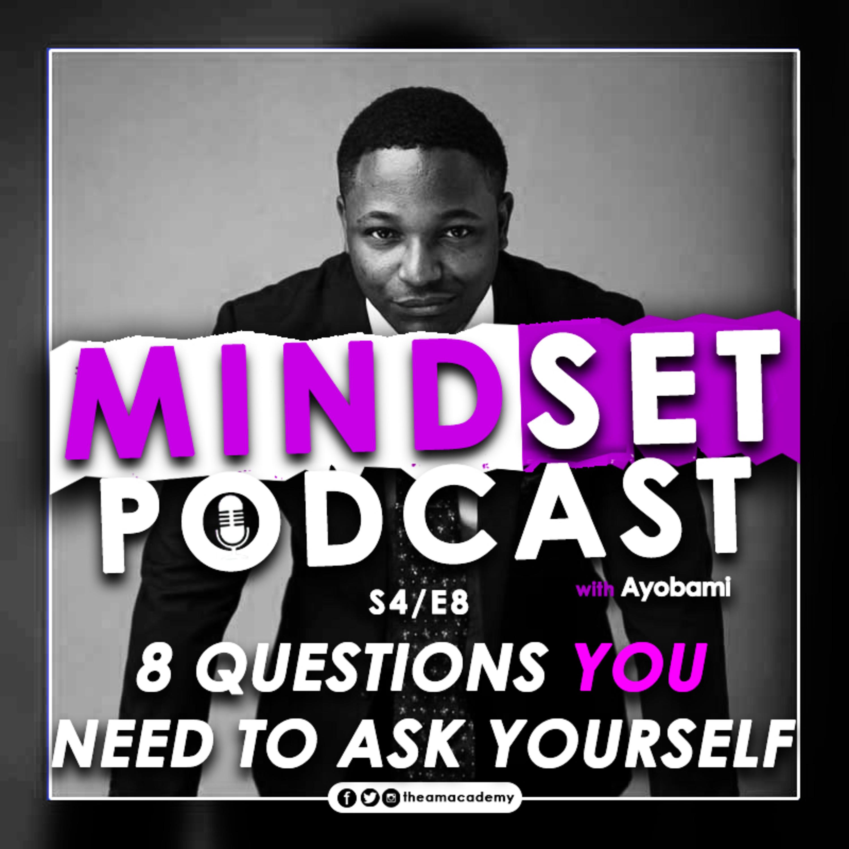 Mindset Podcast with Ayobami on Jamit