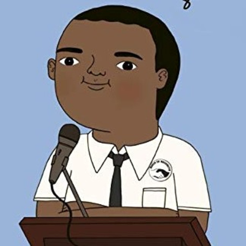 مردم کوچک آرزوهای بزرگ – مارتین لوتر کینگ جونیور