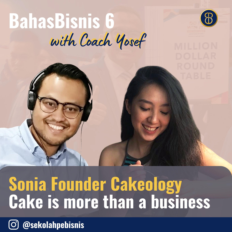 #BahasBisnis {Ep6]: Menjadi Seorang Cake Artisant bermula dari Online Shop Instagram (Interview dengan Founder Cakeology)