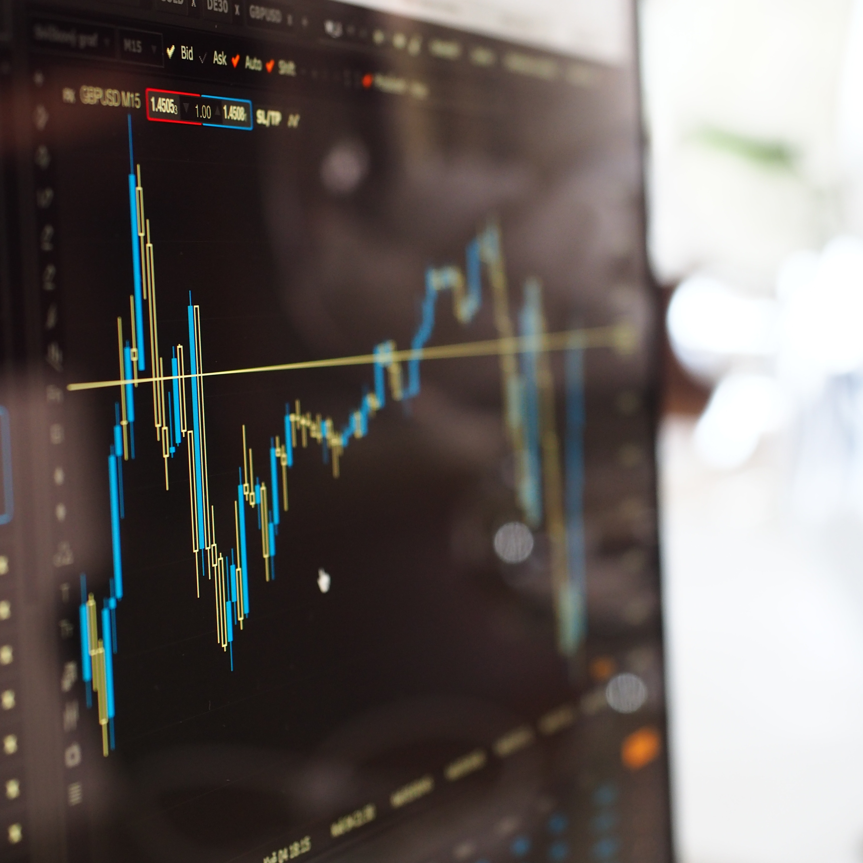 Bolsa de Valores operando nesta segunda-feira (02) em alta de 2,02%