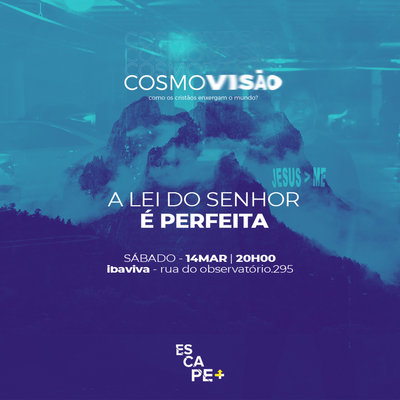 A Lei do Senhor é perfeita - Calebe Ribeiro (feat. Alan Rinaldi, Marcio André e Renan Yoshima)