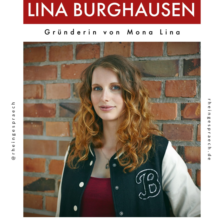 Folge 01.03 - Lina Burghausen: Gründerin von Mona Lina