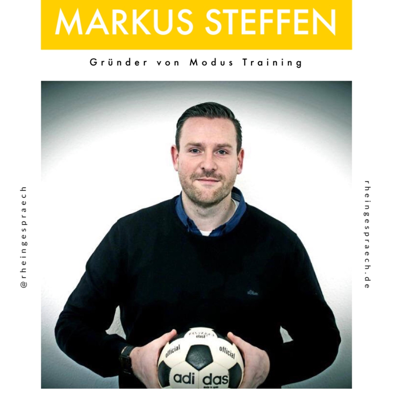 Folge 01.02 - Markus Steffen: Gründer von Modus Training