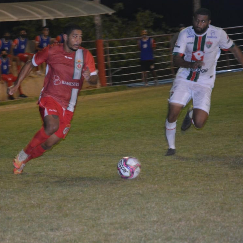 Real Noroeste e Rio Branco-VN empatam no primeiro jogo das finais do Capixabão