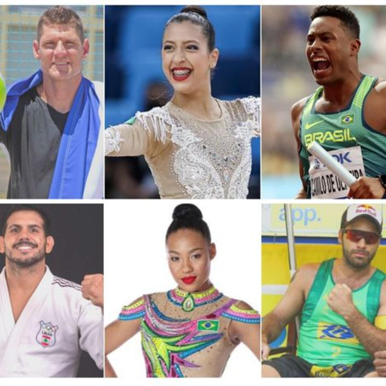 Contagem regressiva para os capixabas que vão disputar as Olimpíadas de Tóquio