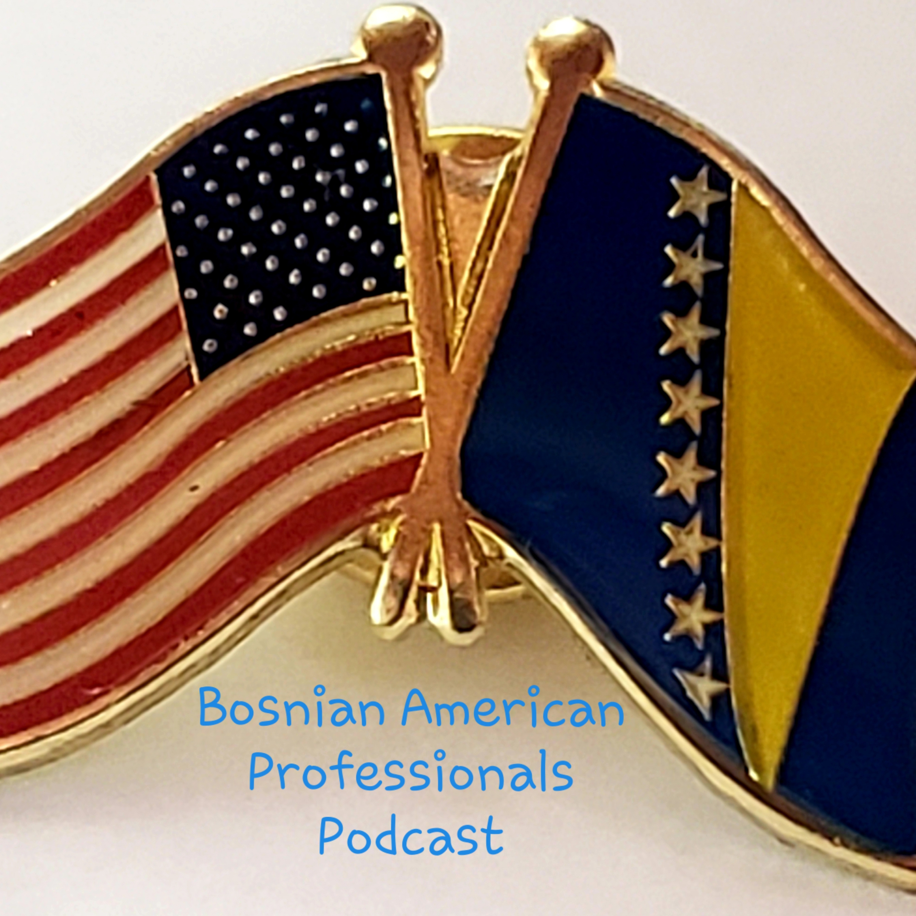001-Intro to Bosnian American Professionals Podcast