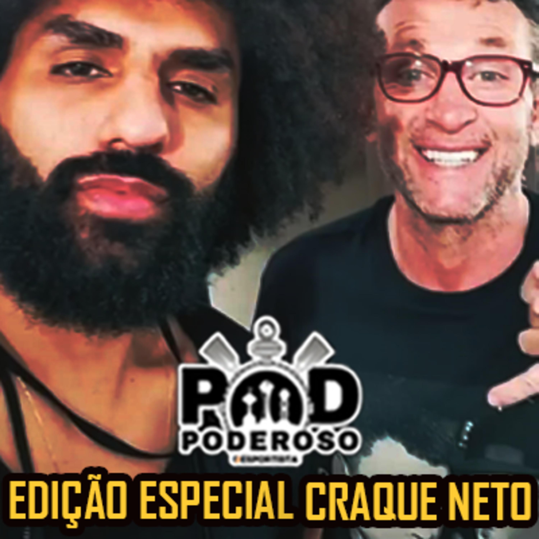 EP14 Poderoso Pod - Especial com o craque Neto! Eu concordo...