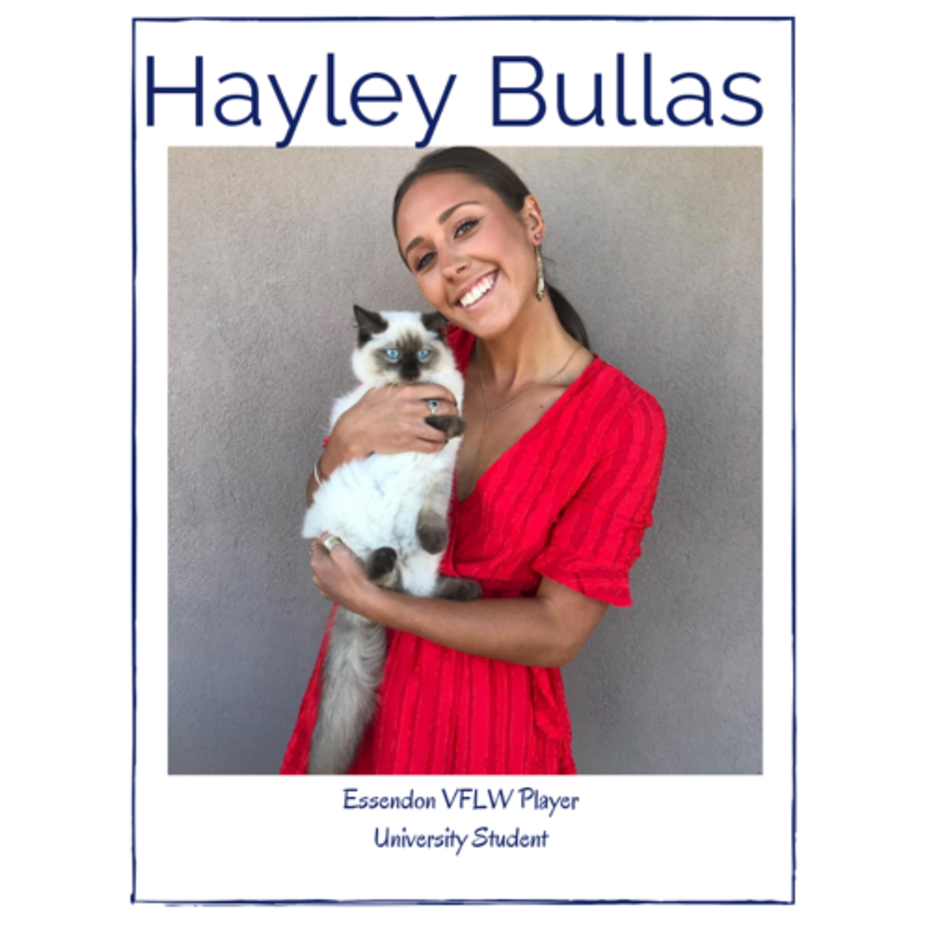 Step Outside your Comfort Zone with Hayley Bullas