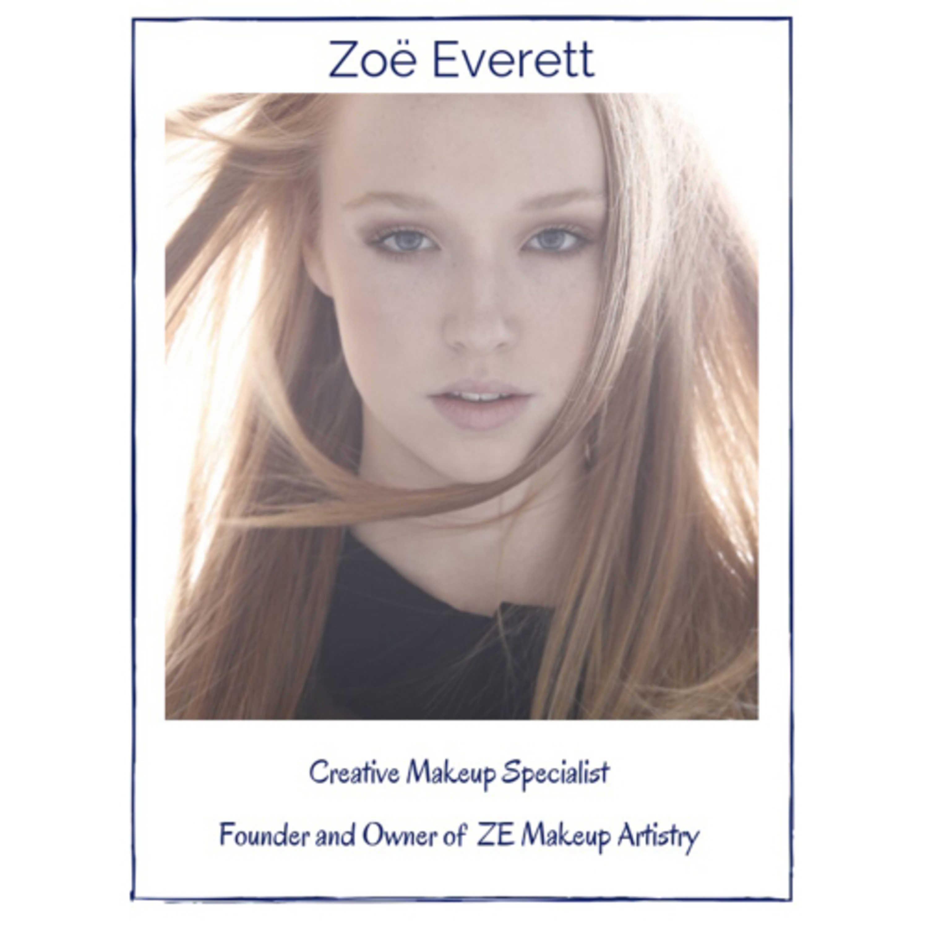 Enhancing your Inner Beauty with Zoe Everett