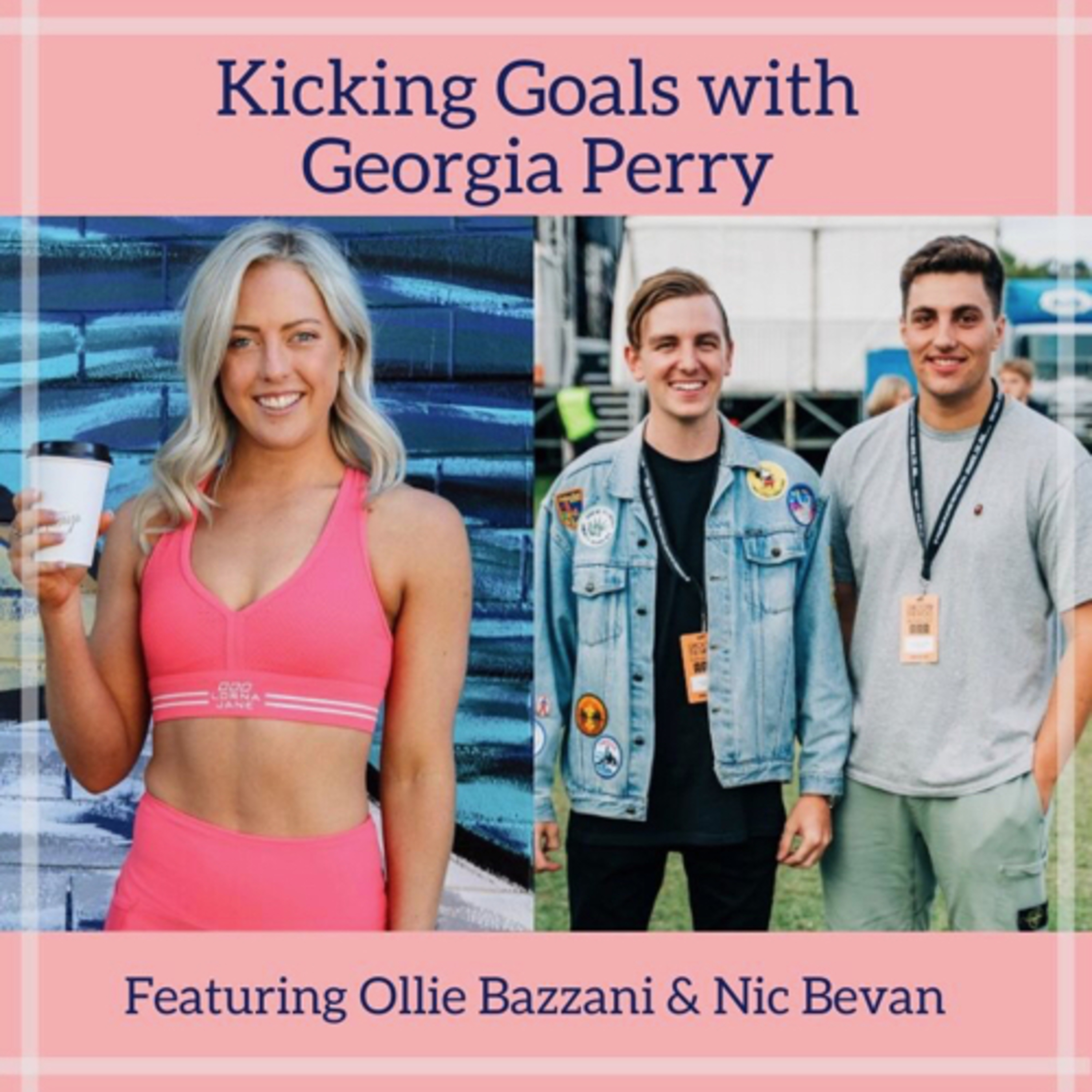 The World of Entrepreneurship & Small Business with Ollie Bazzani & Nic Bevan
