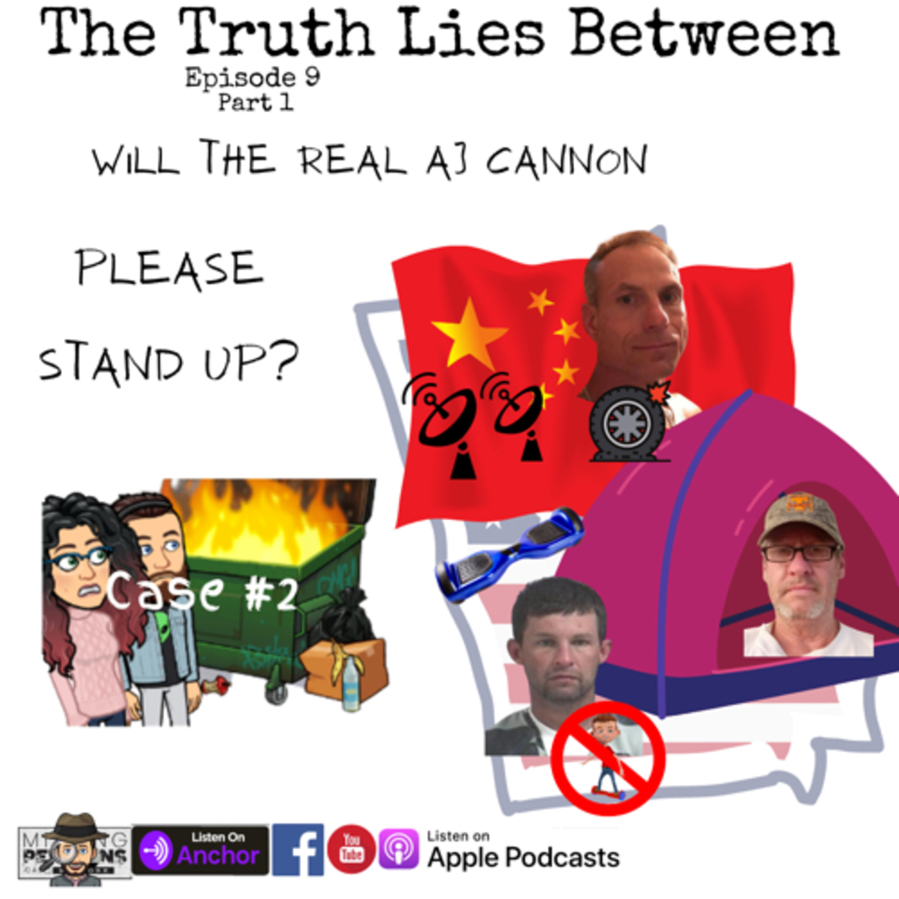Jessica Vanzant DietzelEpisode Episode 7 | Part 1 | Will The Real AJ Cannon Please Stand Up?|