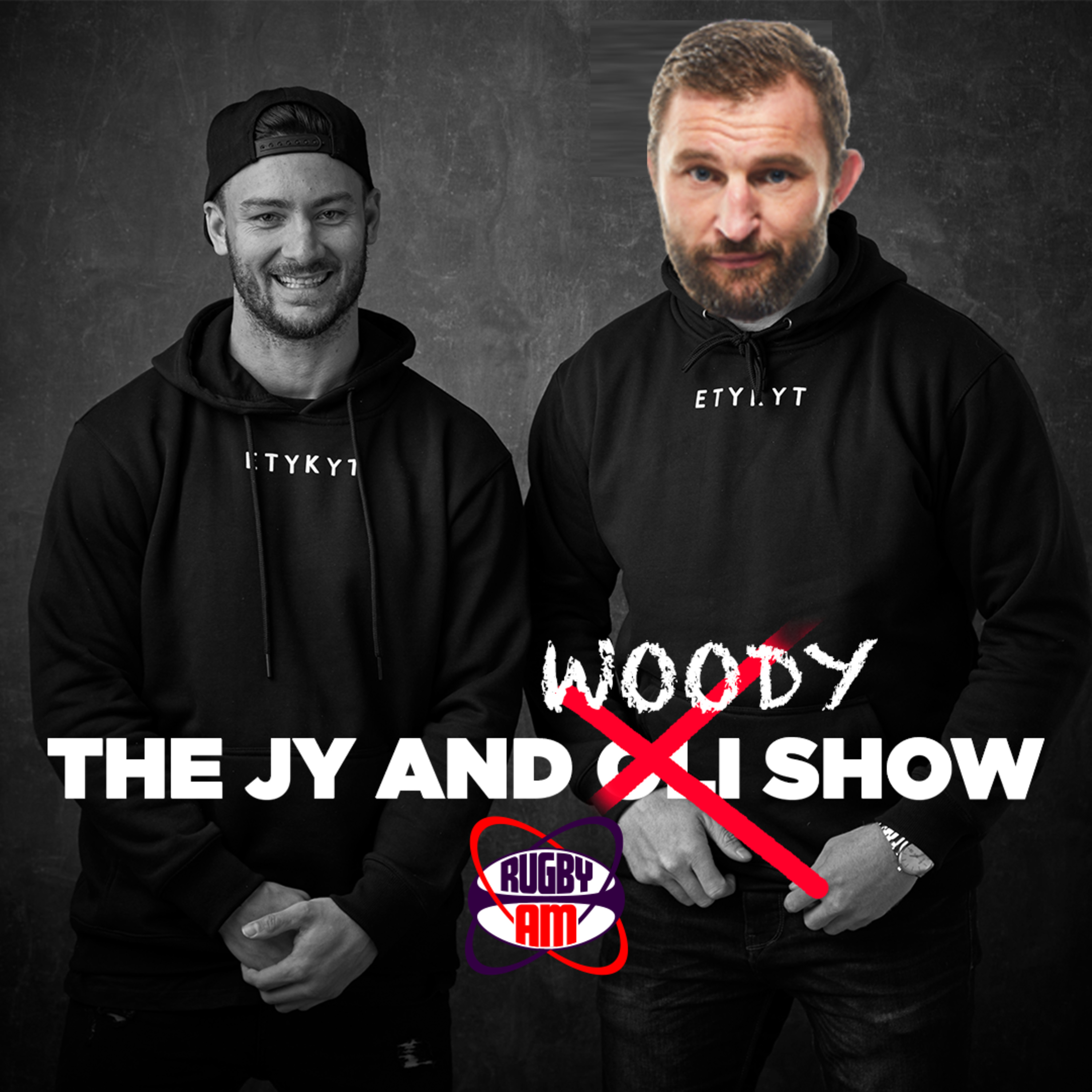 The Jy and Woody Show E9 - Pete Mata'utia & Jesse Sene-Lefao