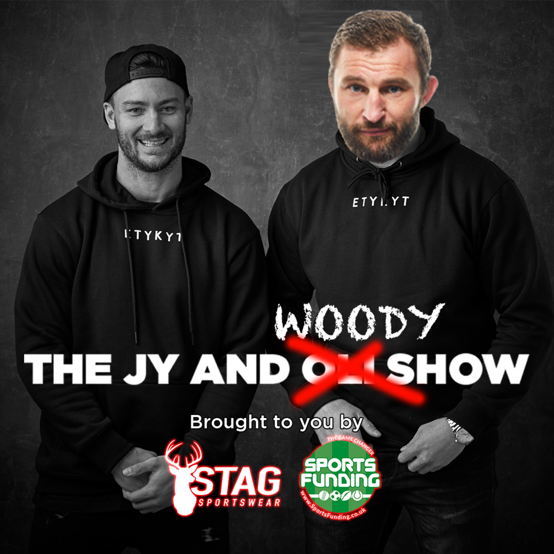 The Jy and Woody Show E17 - Wayne 'Waggataurus' Godwin