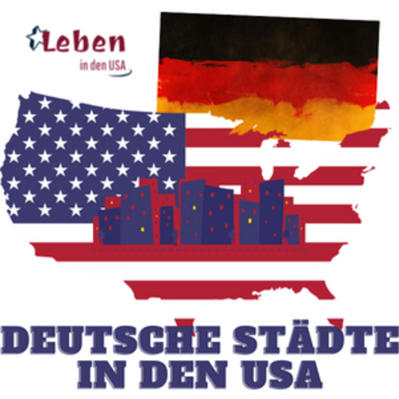 Deutsche Städte in den USA