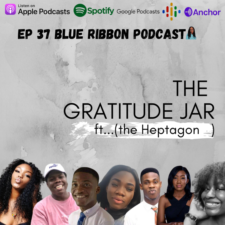 Blue Ribbon on Jamit