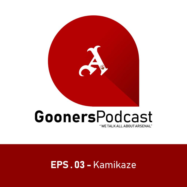 Episode 3 - Kamikaze