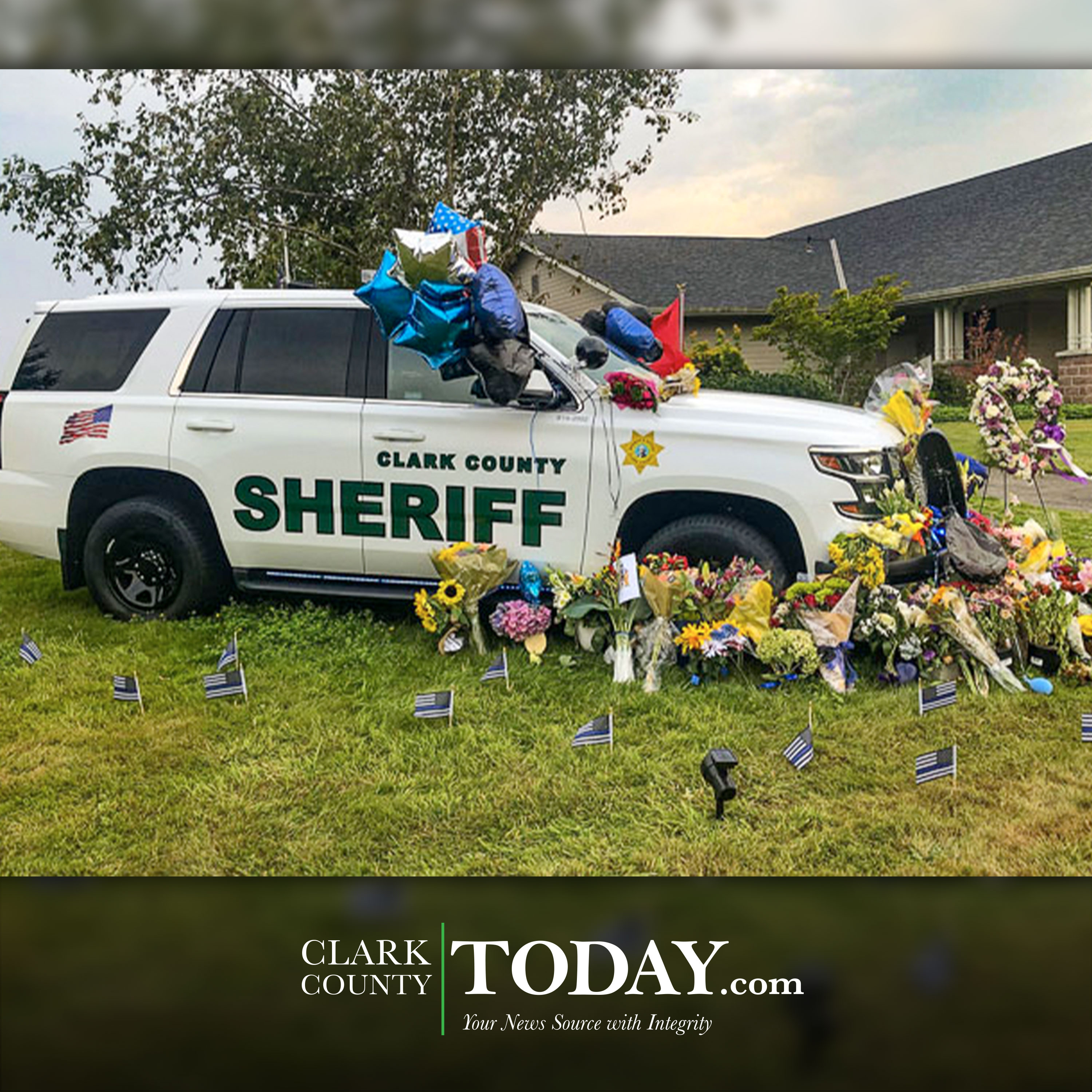 Details of Memorial Service for CCSO Sgt. Jeremy Brown provided