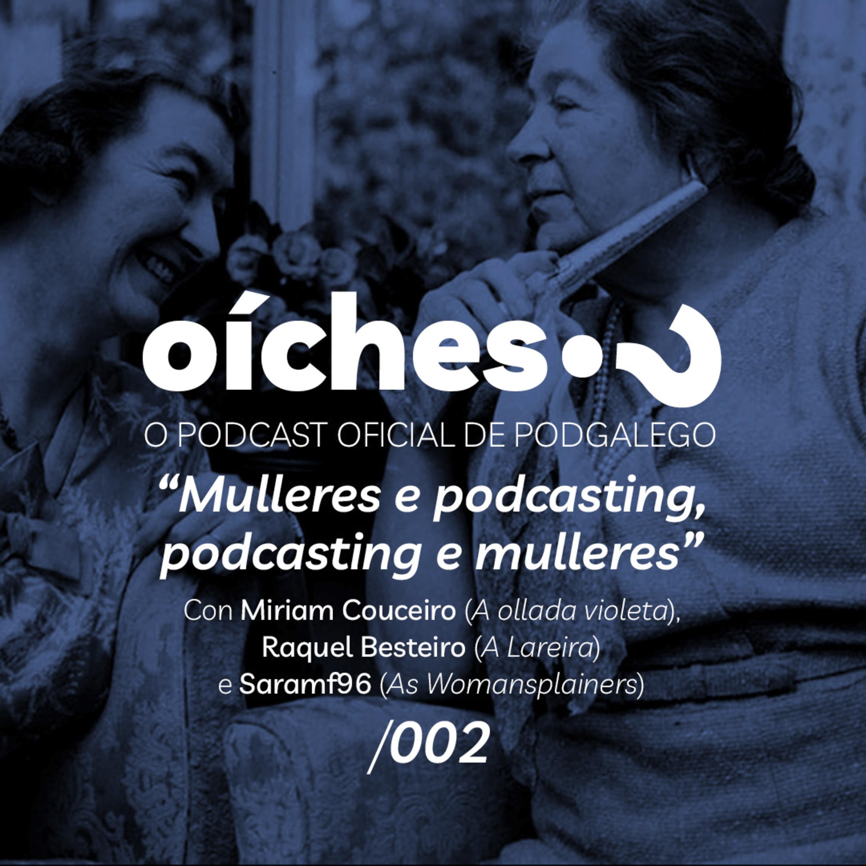 002/Mulleres e podcasting, podcasting e mulleres