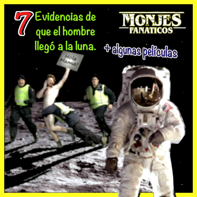 118. Recordamos la llegada del hombre a la luna 🌜