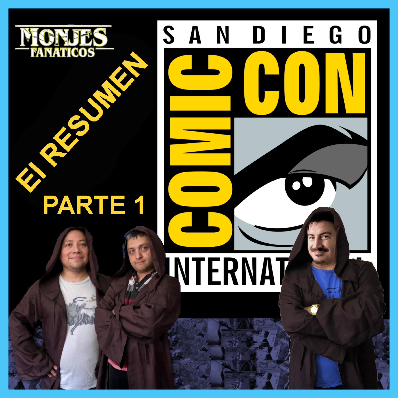 119. Resumiendo la Comic Con 2019 - Parte 1.