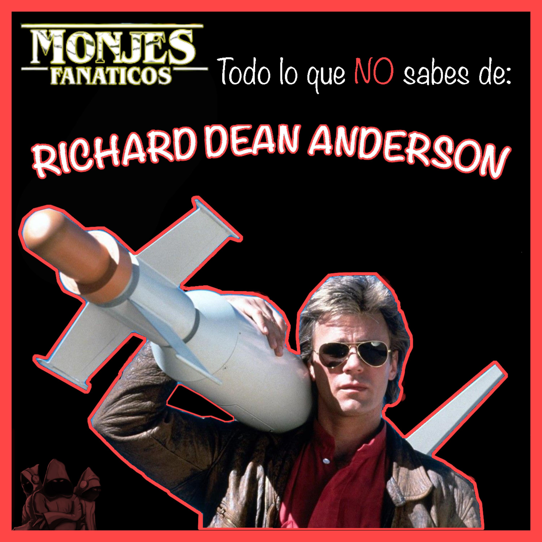 121. Todo lo que NO conoces de Richard Dean Anderson 😎.