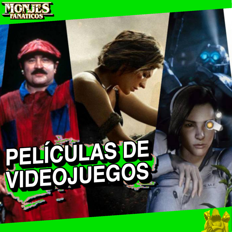 167 - Películas de Videojuegos 🎮