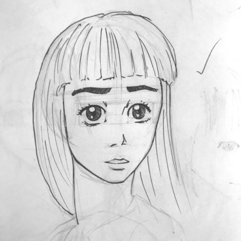 Finished 4 Pages of Manga - Big Progress 😁✍️