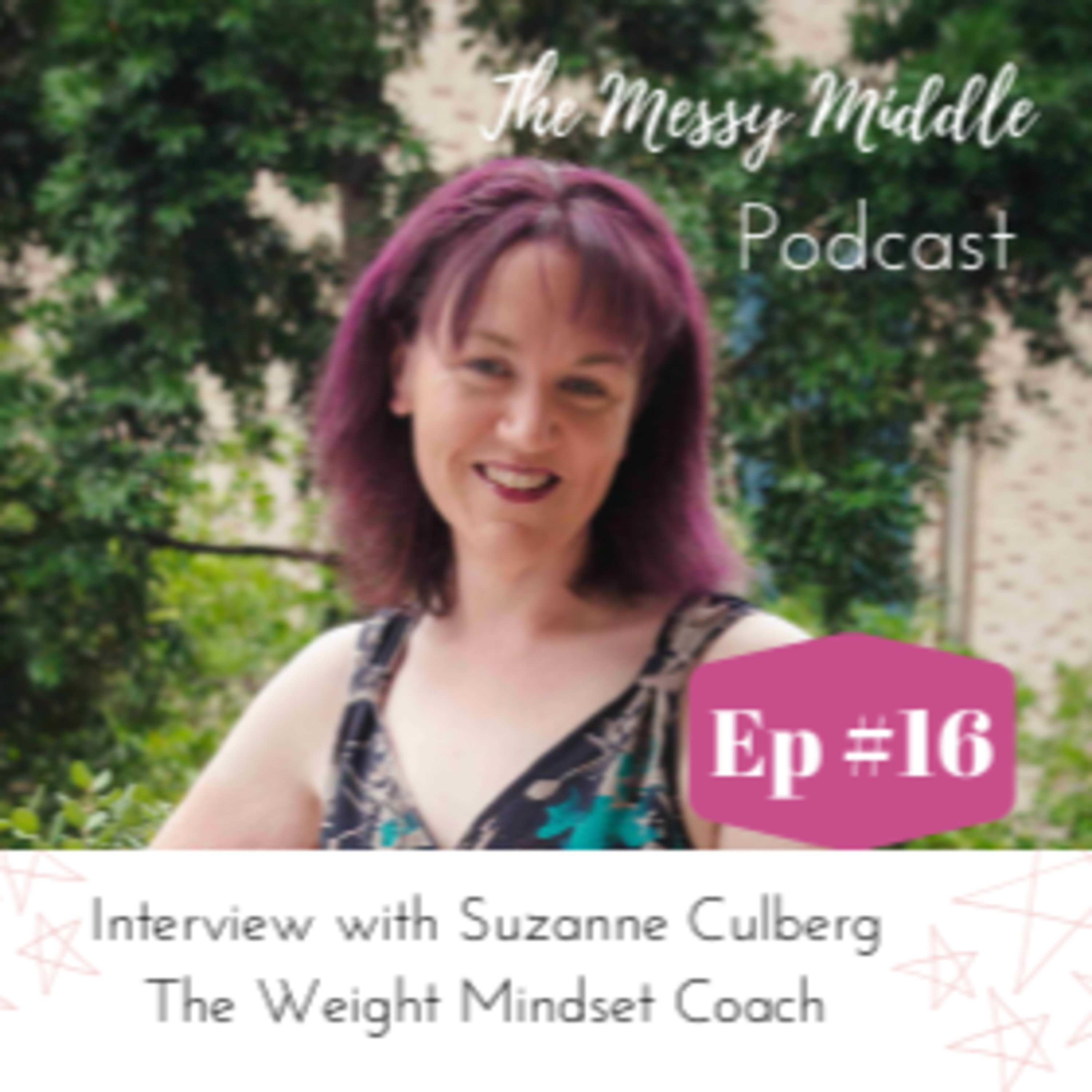 #16 Interview with Suzanne Culberg - The Weight Mindset Coach