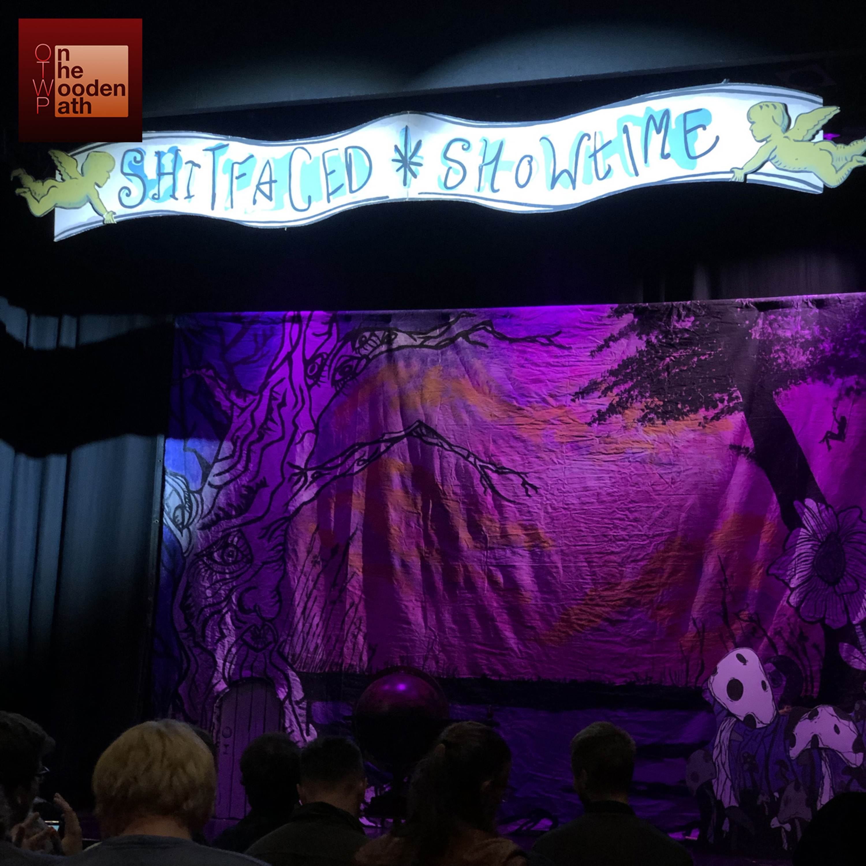 S02E17 - SH!TFACED SHOWTIME: ALICE THROUGH THE COCKTAIL GLASS by Magnificent Bastard Productions @ Underbelly Bristo Square / Cowbarn - EdFringe2019