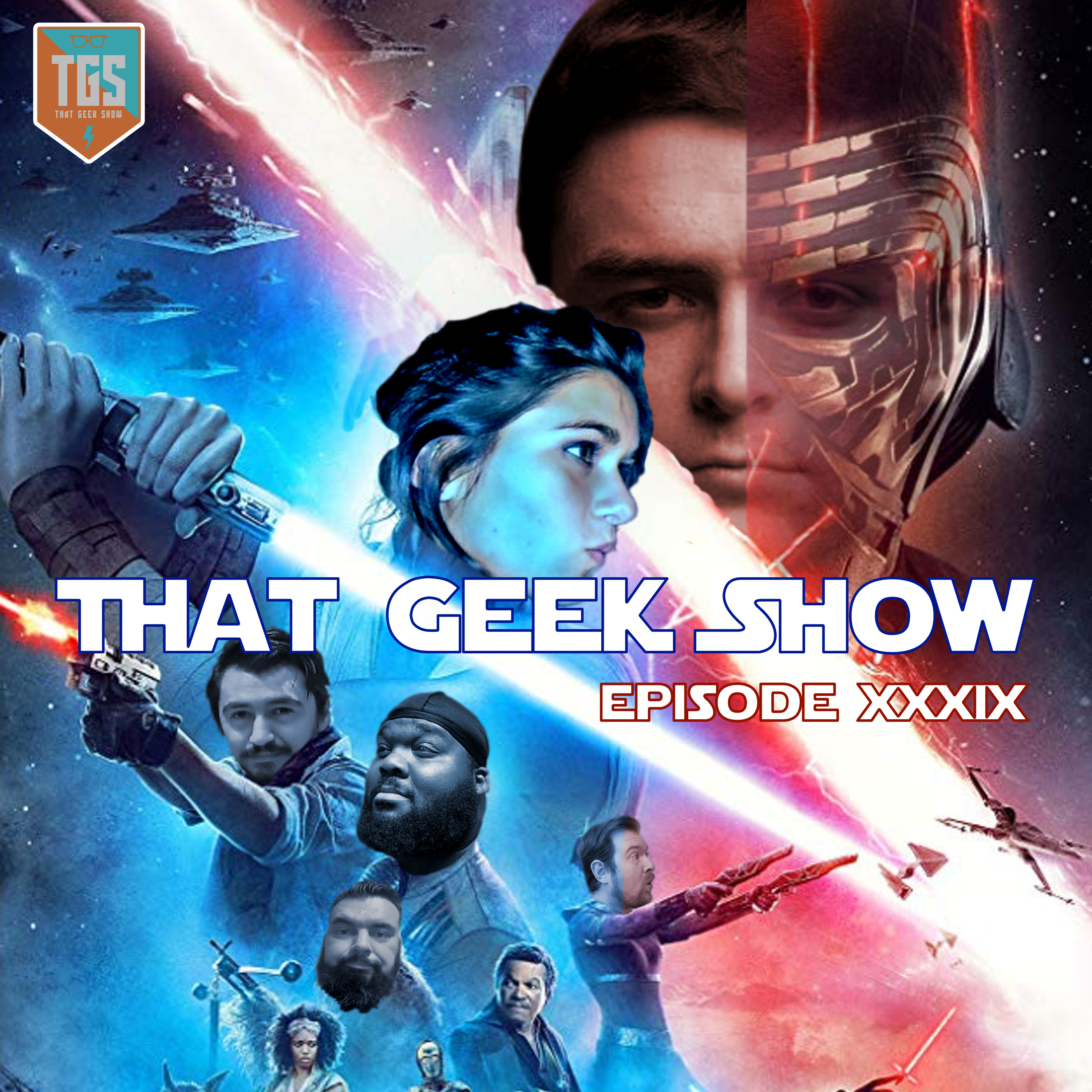 Episode 039: The Rise of Skywalker Review, plus Best of 2019!