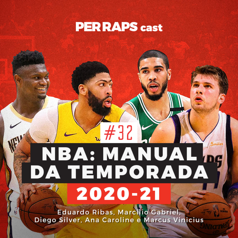 NBA: Manual da Temporada 2020-21