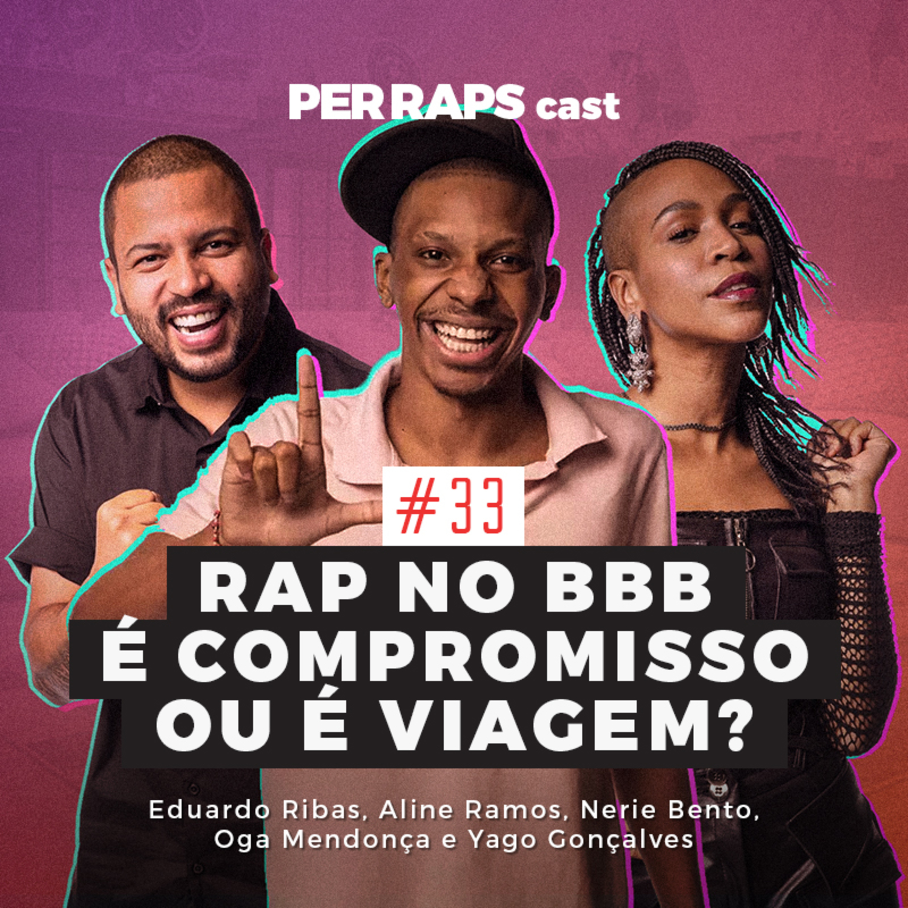 Analisando os Rappers no BBB21