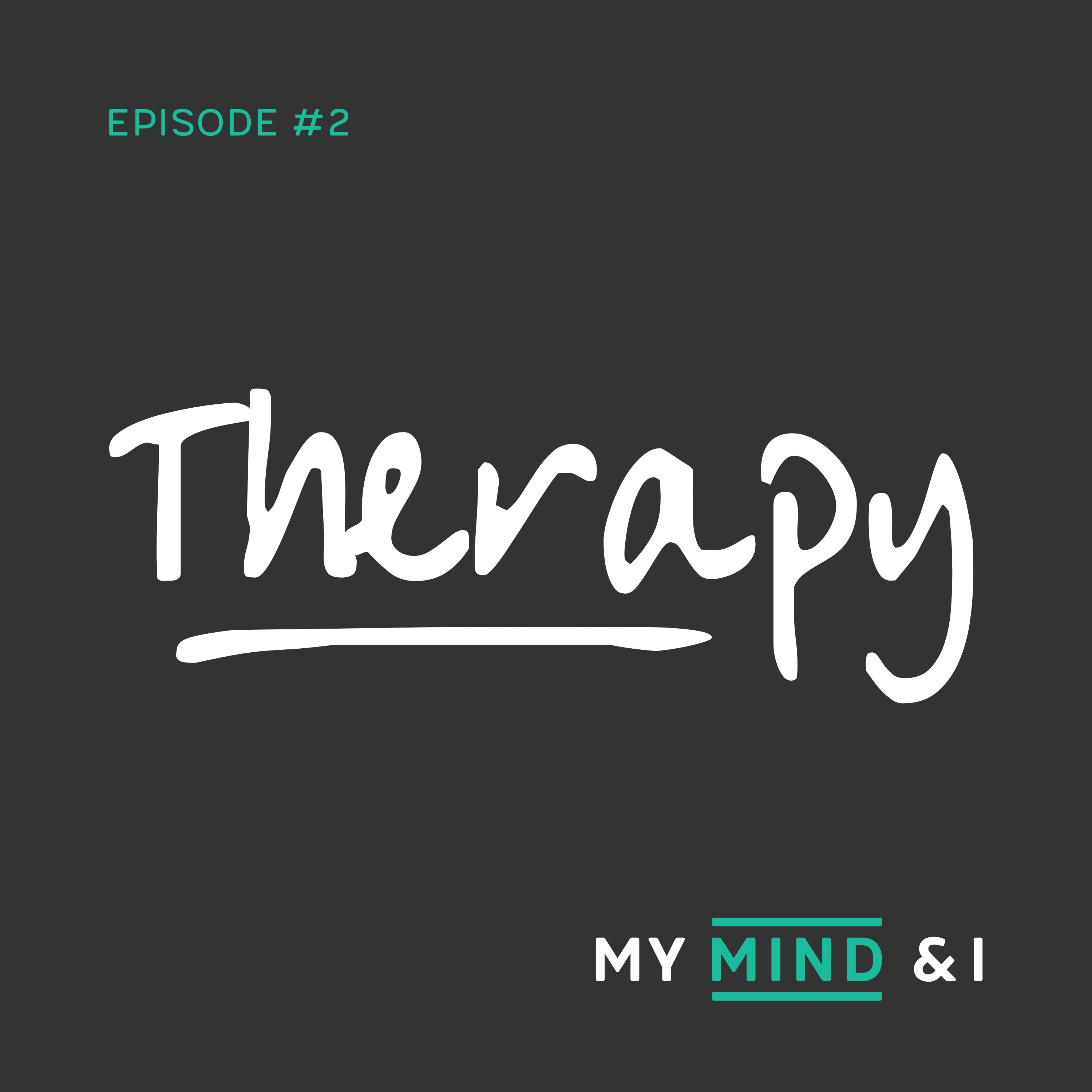#2 – Therapy