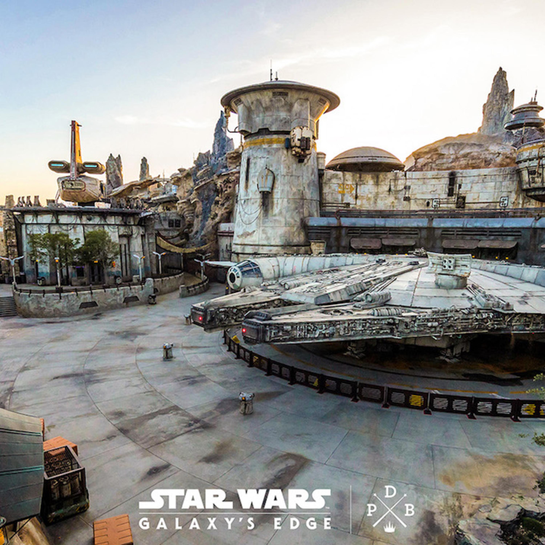 Episode #344 - Star Wars Galaxy's Edge