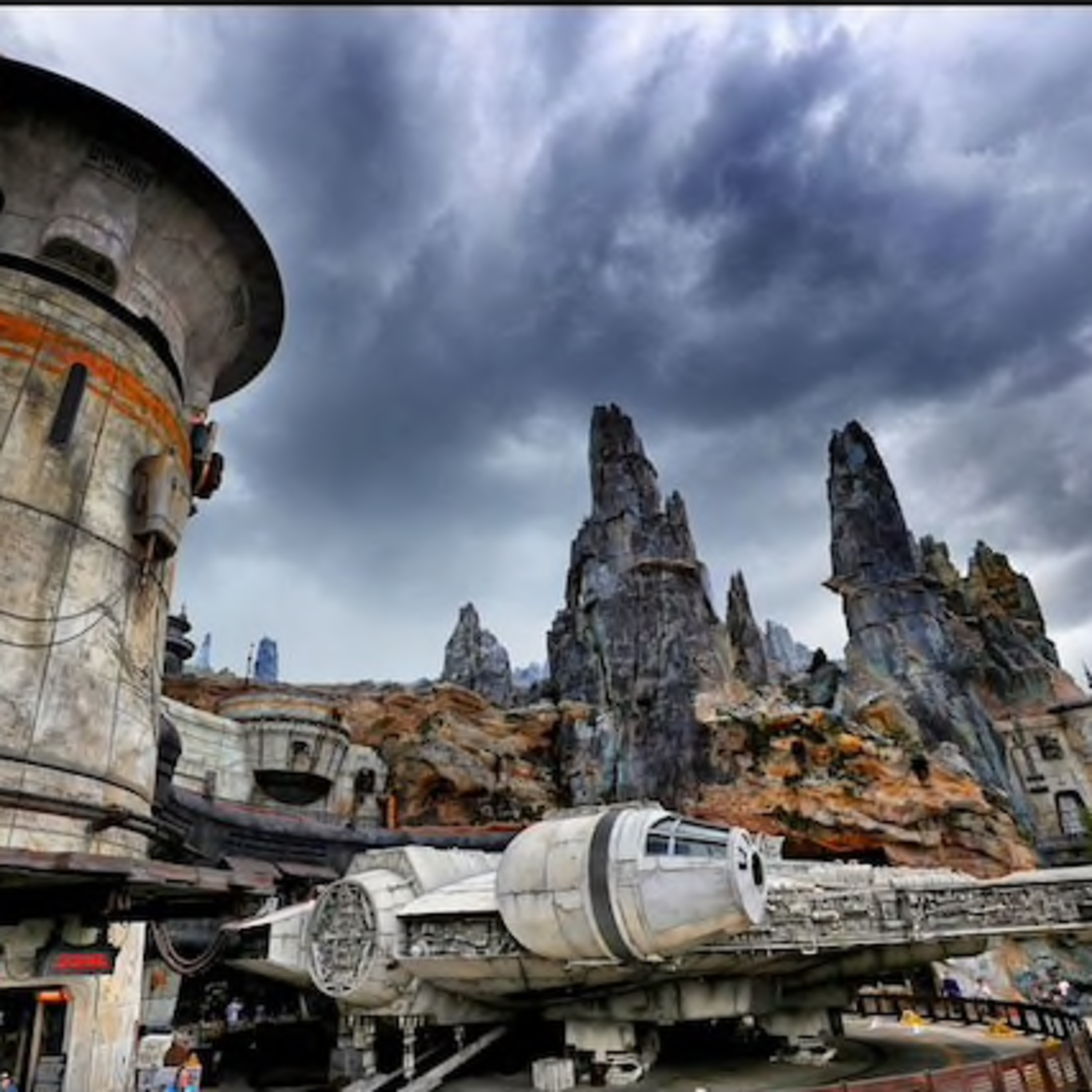 Episode #348 - an almost visit to Galaxy's Edge