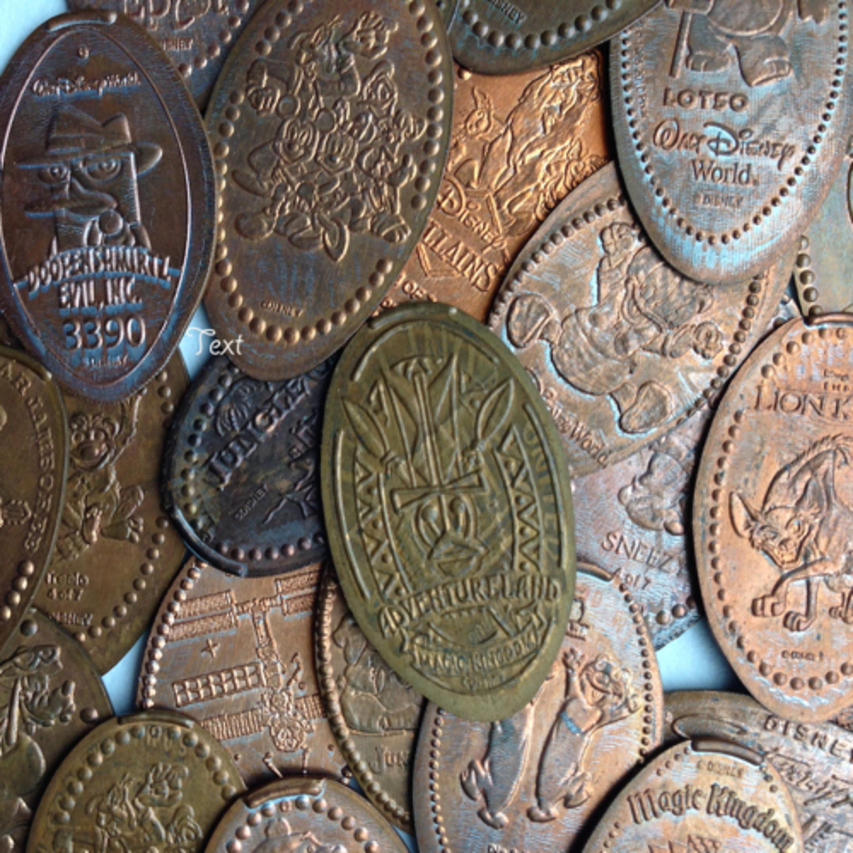 Episode #380 - pressed coins