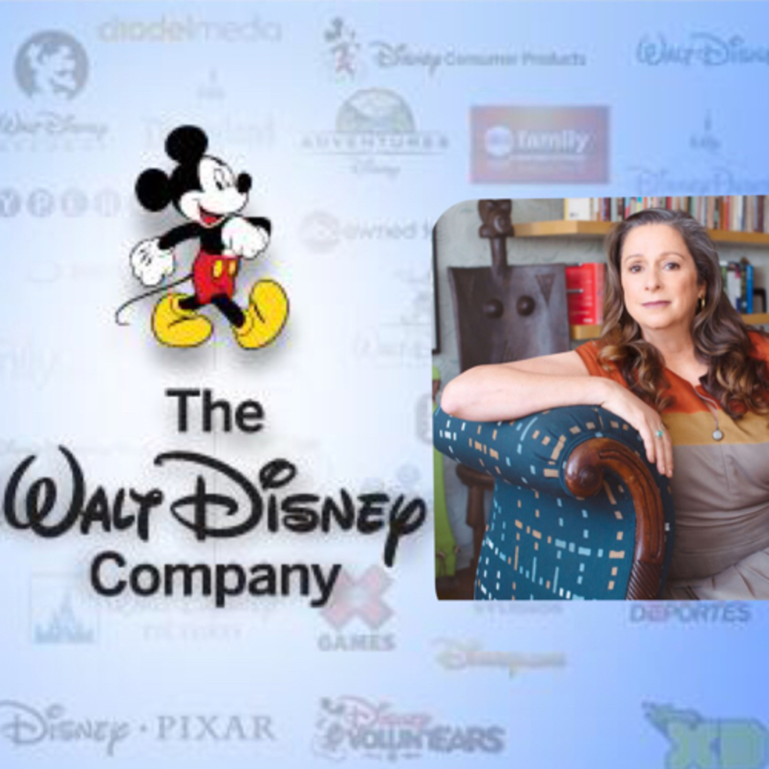 Episodes #390 & #391 - my commentary on Abigail Disney's thoughts about the company.