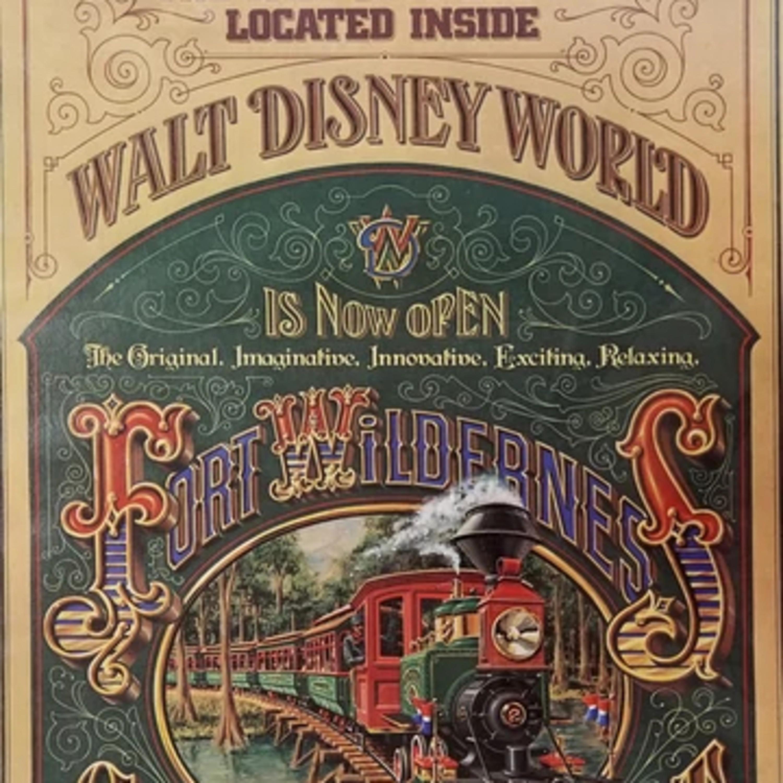 Episode #407 - Fort Wilderness Railroad