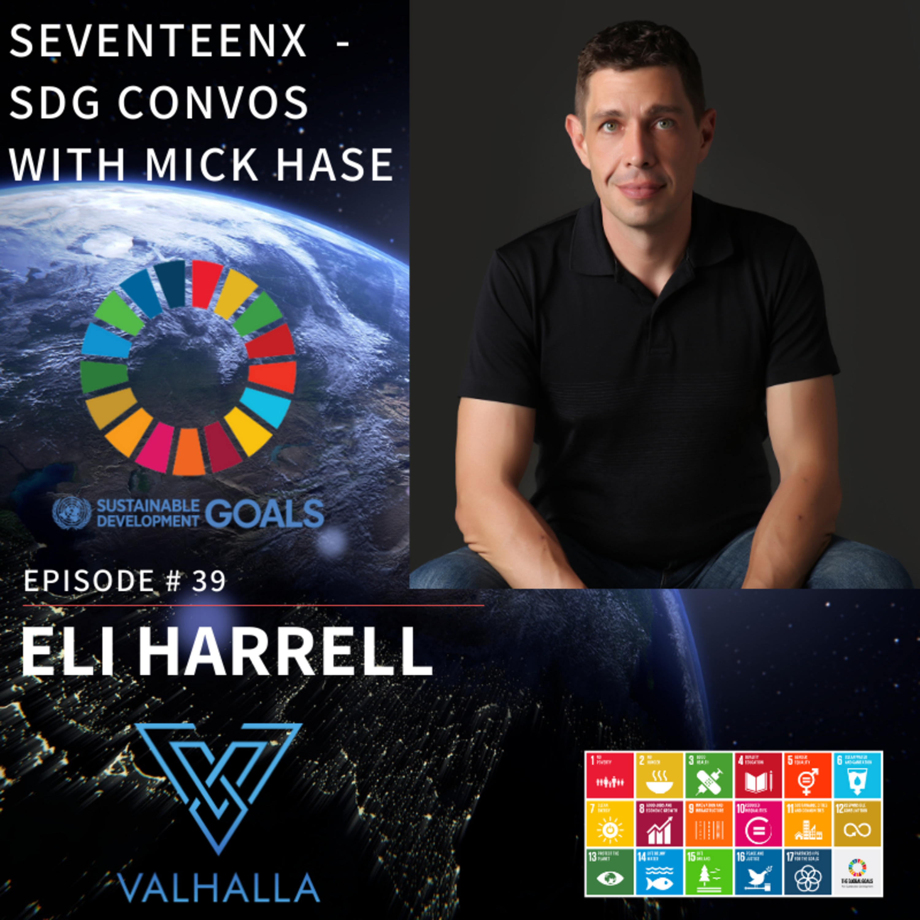 Understanding people and creating solutions via shared purpose with Eli Harrell