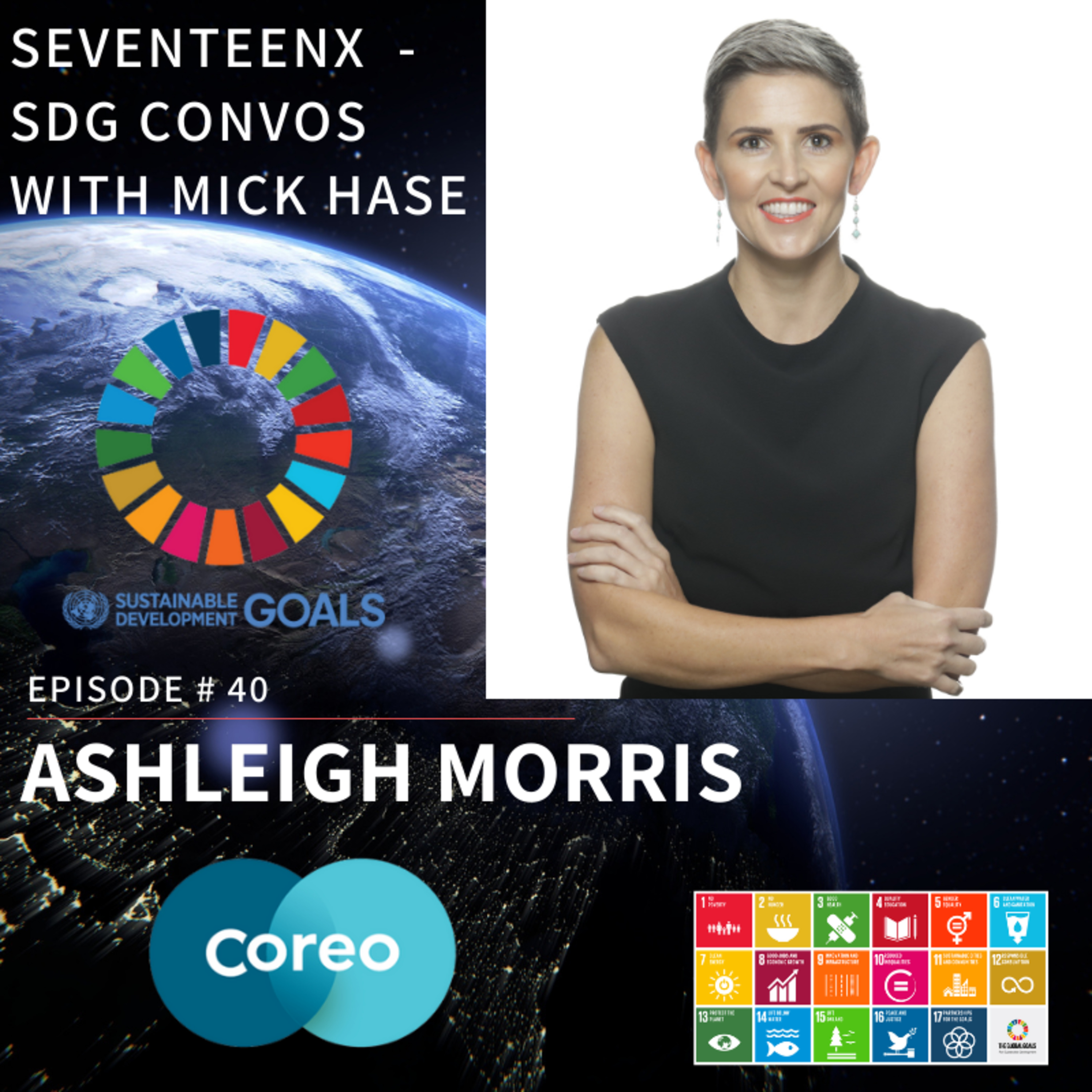 Lessons on Circular Economy from the garden with Ashleigh Morris