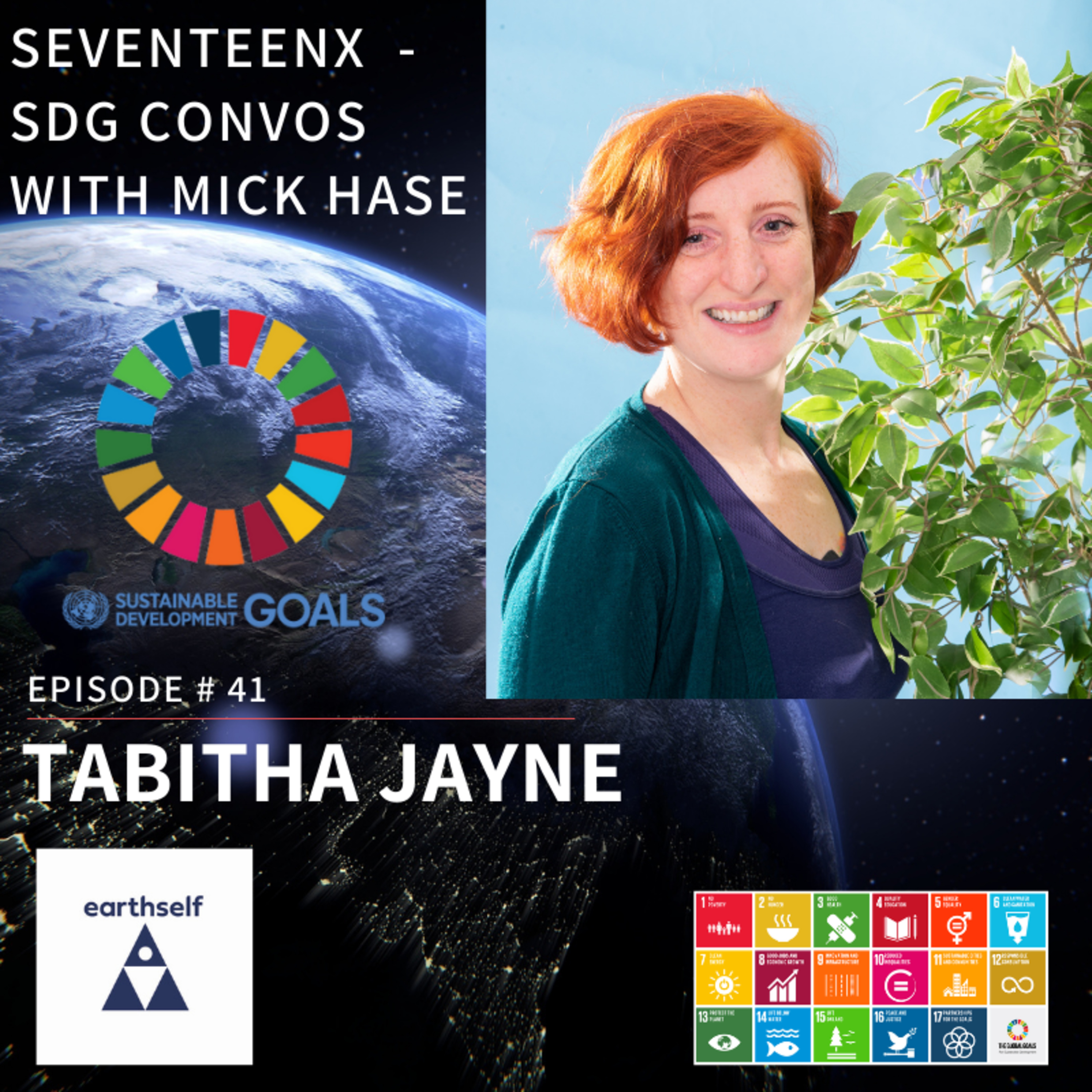 Discovering Earth Centric business and humanity with Tabitha Jayne