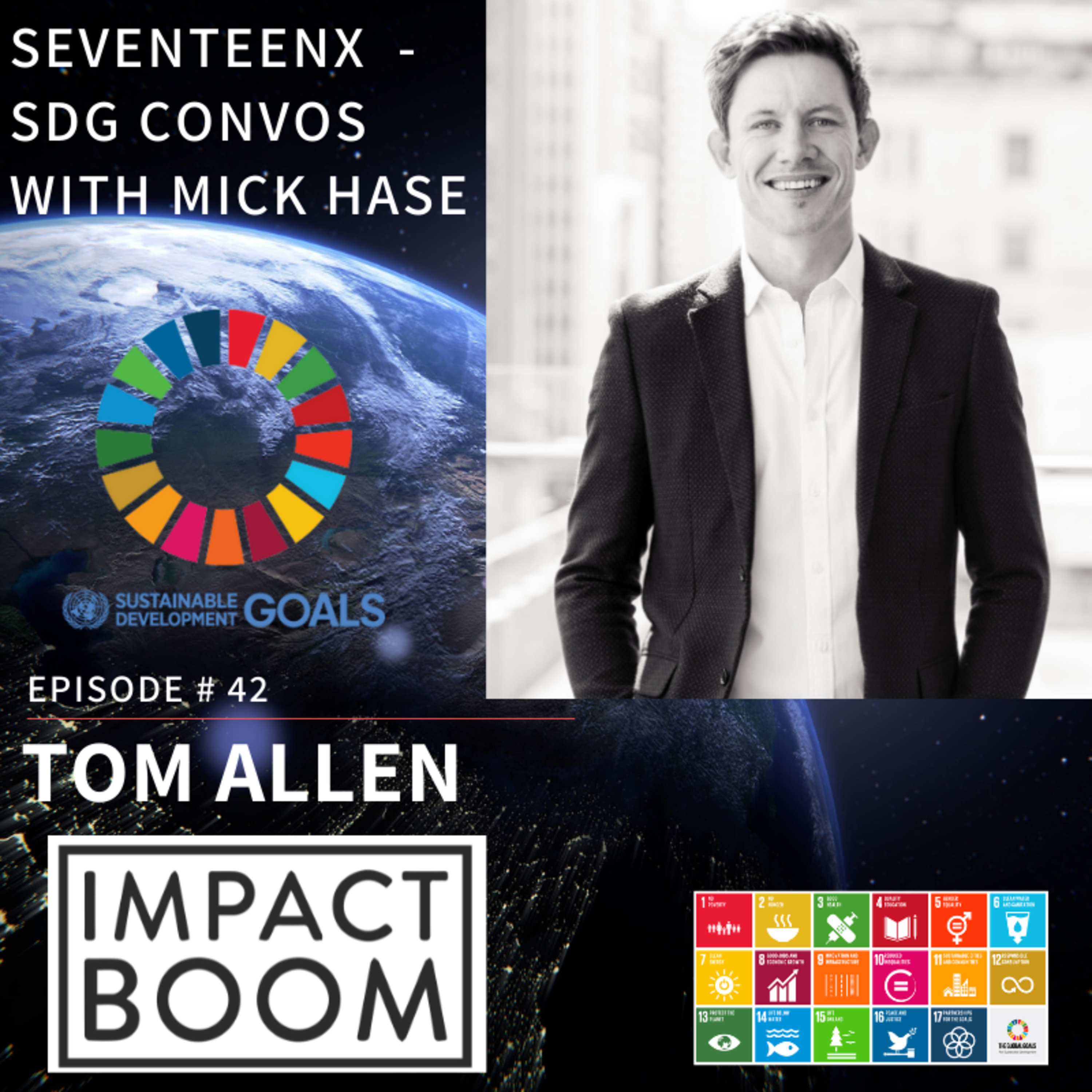 Changing the definition of business with Tom Allen