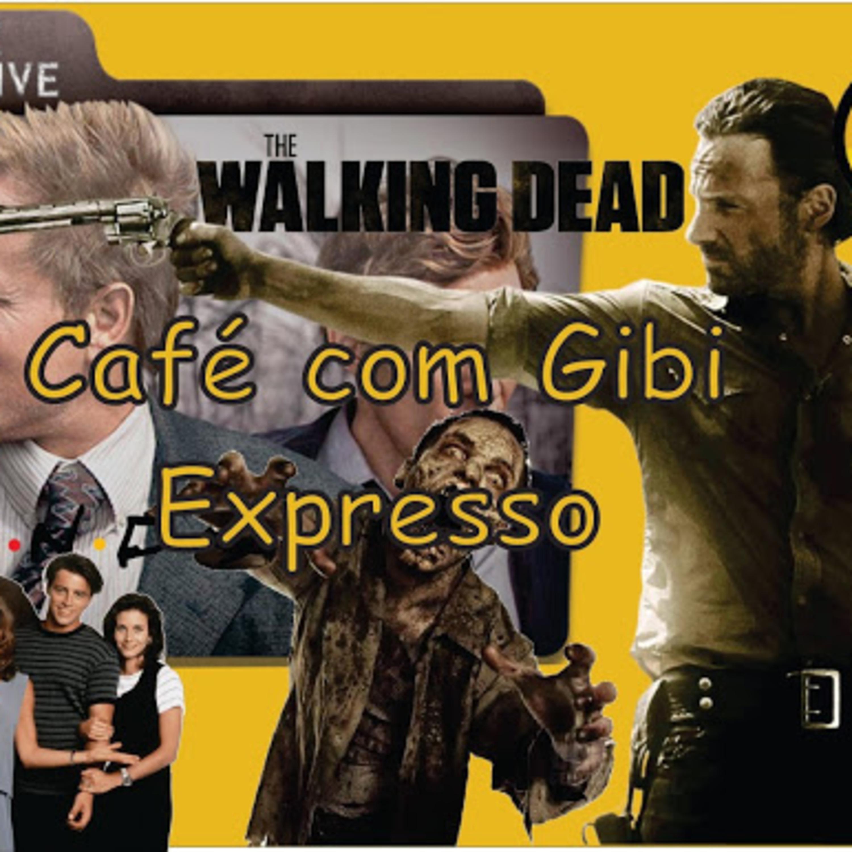 Café com Gibi 10: Filme de Walking Dead? Será que vai ser bom?