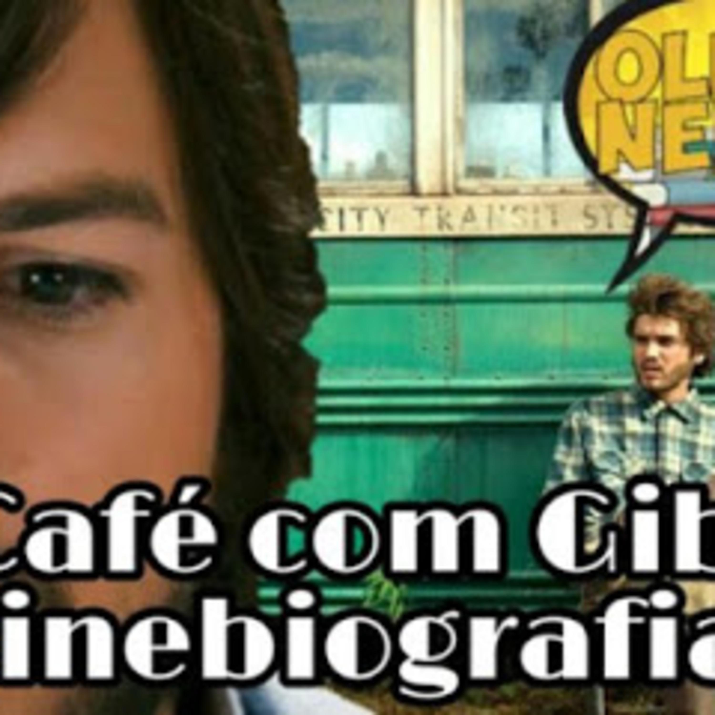 Café com Gibi 12: Cinebiografias