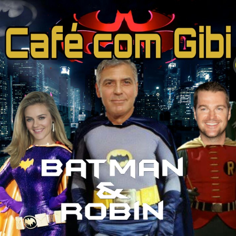 Café com Gibi 20: Batman e Robin Os 80 Anos