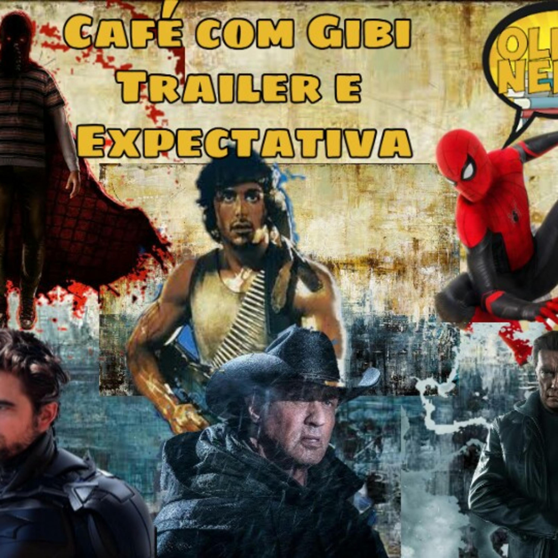Café com Gibi 22: Trailer e Expectativa