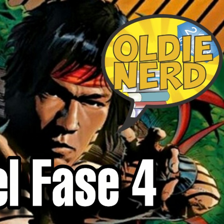 Café com Gibi 24: Marvel Studios fase 4