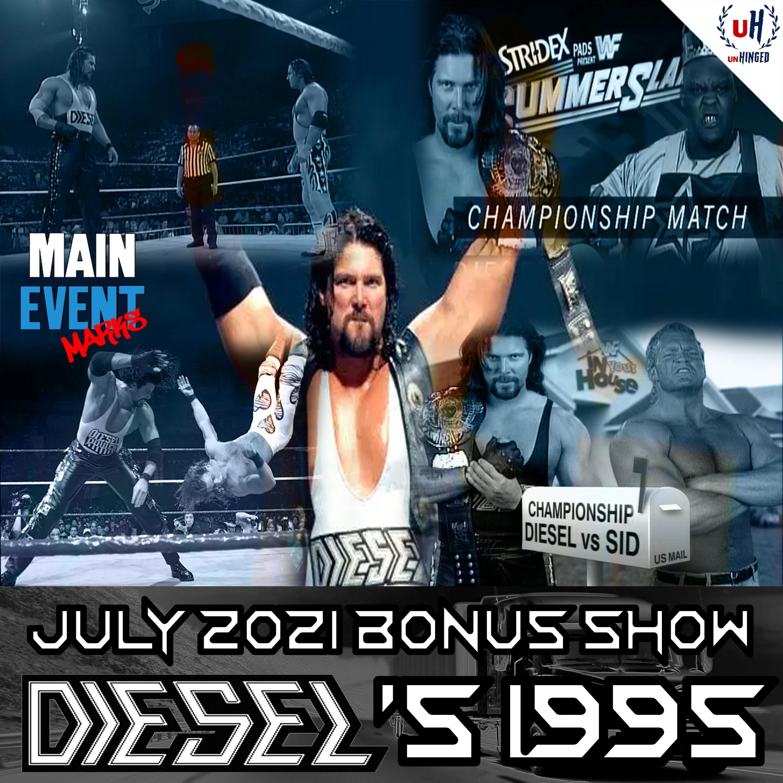 BONUS: Diesel's 1995 in WWF
